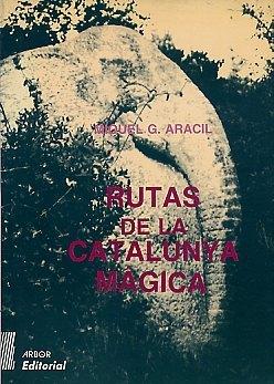 Book Cover: Rutas de la Cataluña Mágica