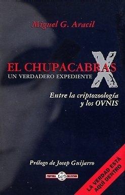 Book Cover: El Chupacabras. Un verdadero expediente X.