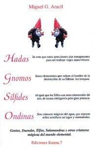HADAS, GNOMOS, SILFIDES, ONDINAS