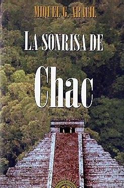 Book Cover: La sonrisa de Chac