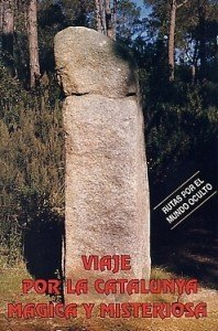 Book Cover: Viaje por la Catalunya mágica y misteriosa